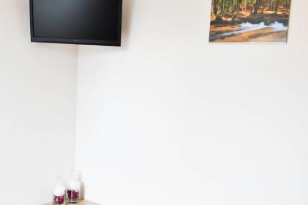 TV w pokojach