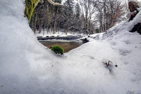 Susiec - Szumy zimą